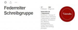 schreibgruppe Federreiter Elmshorn auf Pinterest