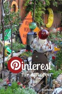 Auf Pinterest kann ein Autor seiner Sammelleidenschaft nachgehen, ohne Aktenordner zu füllen oder Toner zu verschwenden