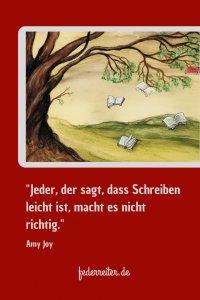 Bücherbaum der Schreibgruppe Federreiter Elmshorn